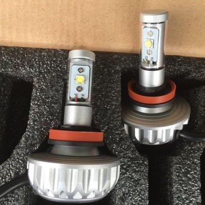 (柚子車舖) 豐田 SIENTA 大燈 霧燈 LED 燈泡 直上 -可到府安裝 售後保固1年 a