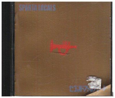 新尚唱片/ SPARTA LOCALS 二手品-01686829