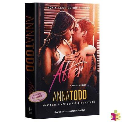 [文閲原版]之后(電影版)英文原版 After (Media Tie-In) ( After #1 ) Anna Tod