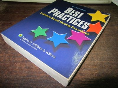 Best Practices: Evidence-Based Nursing Procedures》ISBN:15825