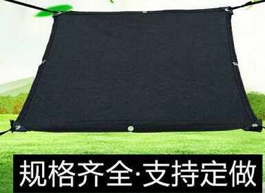 888利是鋪-黑色遮陽網加密加厚防曬網花卉綠植隔熱網大棚遮蔭網汽車屋頂降溫#遮陽網