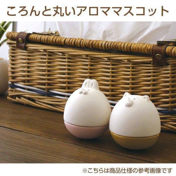 《齊洛瓦鄉村風雜貨》日本雜貨zakka 現貨 日本DECOLE 日本正版  貓咪不倒翁造型芳香 香氛 薰香 擴香