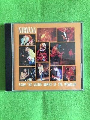~春庄生活美學小舖~2手CD      NIRVANA--FROM THE MUDDY BANKS
