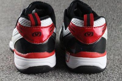 代購OUTLET 日本VISION休閒鞋登山輕量化羽毛球鞋網球鞋運動鞋慢跑鞋 nike ASICS風格 黑紅配色