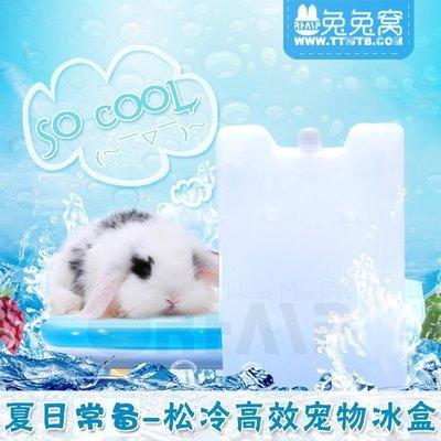 外出口松冷高效 兔子降溫 散熱 冰盒 龍貓冰盒 降溫散熱冰板 免運