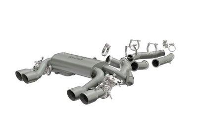 =1號倉庫= Magnaflow 四出 中尾段 排氣管 BMW F80 F82 M3 M4