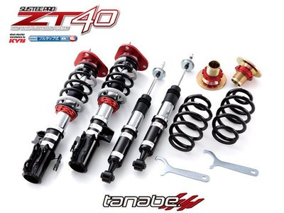 【Power Parts】TANABE ZT40 避震器 SUZUKI SWIFT SPORT 2018-