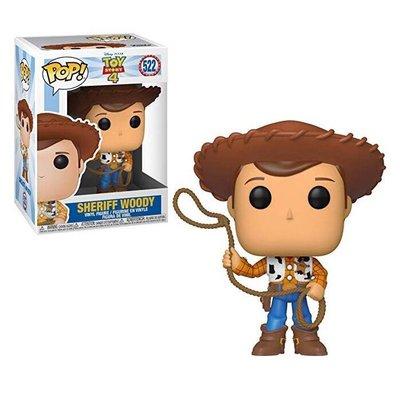 美國代購 Funko POP 玩具總動員 胡迪 公仔 Toy story 正版Funko 胡迪周邊 胡迪公仔 Woody