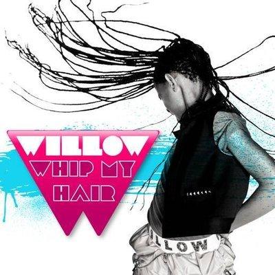 【杯杯的家】全新 進口單曲 威爾史密斯的掌上明珠 葳蘿 / 甩髮舞動   Willow Whip My Hair