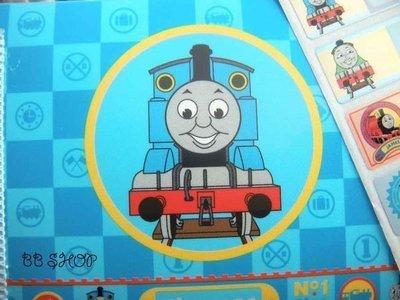 湯瑪士小火車Thomas貼紙--防水彩色正版授權姓名貼紙~3*1.3cm一份165張/8折特賣中