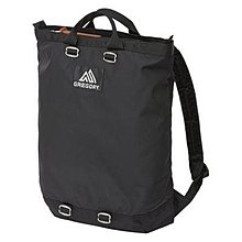 Gregory 黑色 兩用 two way 16L flash day 背囊 backpack