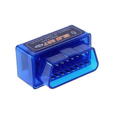 C型號最小迷你ELM327 Bluetooth obd2 V1.5汽車診斷儀檢測儀