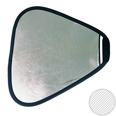 【EC數位】英國 LastoLite LR3651 手持式反光板75cm(透光)減1格 柔光銀 柔光幕 擴散 柔光板