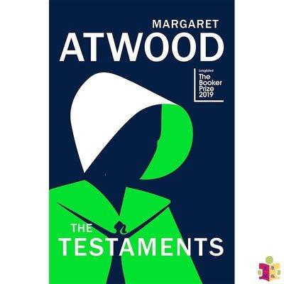 [文閲原版]現貨 The Testaments(The Handmaid's Tale)英文原版 遺囑(使女的故事續集)瑪格麗特阿特伍德 反烏托邦小說