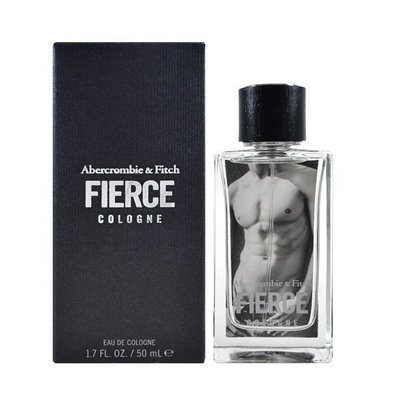 A&F Abercrombie&Fitch Fierce Cologne AF 店內用香水 50ml《安安坊》