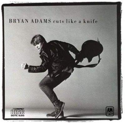 代購 布萊恩亞當斯 BRYAN ADAMS cuts like a knife 高音質 SHM-CD 日本版