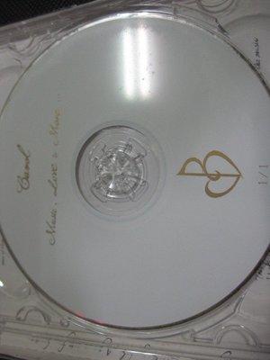 [真的好CD] 發燒片 鄭筱蓉 Carol Music 1/1
