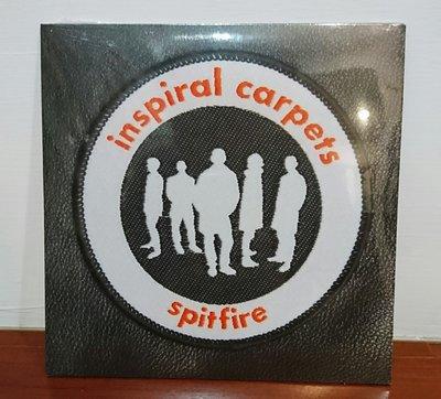 Inspiral Carpets - Spitfire (7吋黑膠)