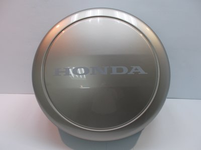 Honda CRV  二代專用05-06 香檳金備胎蓋16吋  正廠 ABS材質 一代CRV可用    二代CRV