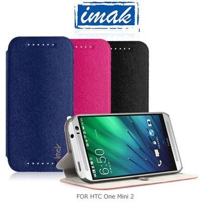 *PHONE寶*IMAK HTC One Mini 2 樂系列皮套 (松鼠紋)可站立皮套 保護殼 保護套