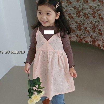 3~13 ♥洋裝(PINK) MERRY GO ROUND-2 21秋季 MGR210823-076『韓爸有衣韓國童裝』~預購