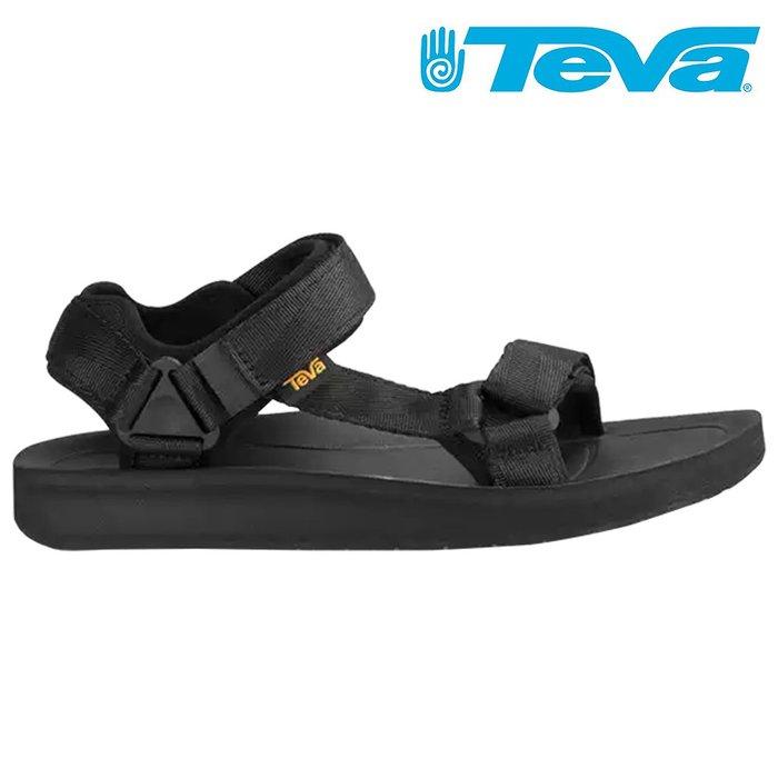 《BEST SPORTS倍斯特體育》TEVA Original Universal 休閒涼鞋 TV1015192BLK