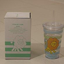 Mister Donut波堤獅限量絕版冷飲杯-3 , 199元商品買1送1再免運費(199商品可任選,請先詢問是否有貨)