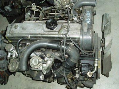 外匯柴油引擎  得利卡 堅達 載卡多 勁旺 勁勇 一路發 4D56 4M40 R2 QD32 4JG2發動完成