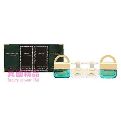 Marc Jacobs Fragrance Collection 女用小香四件禮盒組 4ml*4【特價】§異國精品§