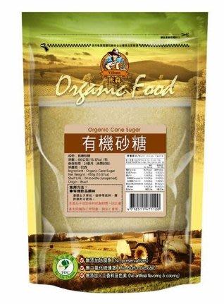 【喜樂之地】青荷 米森 有機砂糖(450g)