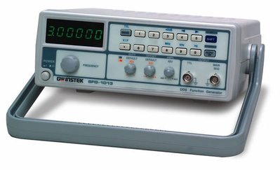 TECPEL 泰菱 》固緯 GWInstek SFG 1013 3MHz DDS 函數信號發生器(帶電壓顯示)
