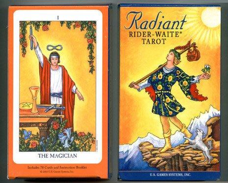 【牌的世界】粉彩版偉特塔羅Radiant Rider-Waite~附中文使用說明