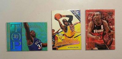 【郵幣新天地】早期 NBA籃球卡《113》三張一拍◎ 拍多少是多少,不提前結拍...《絕版籃球卡》