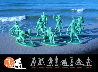 { POISON } ORIGINAL AJ'S TOY BOARDERS SURF衝浪 玩具小兵 美國進口懷舊玩具 屏東縣
