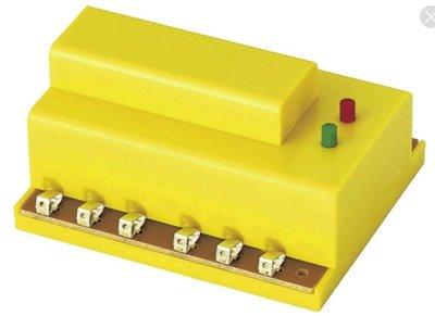 傑仲 博蘭 TRIX 信號切換開關 75X59X36mm T66597