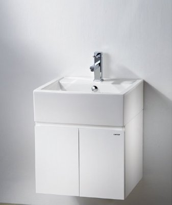 【水電大聯盟 】 凱撒衛浴 LF5236A 懸掛式浴櫃 面盆 浴櫃組 原廠龍頭