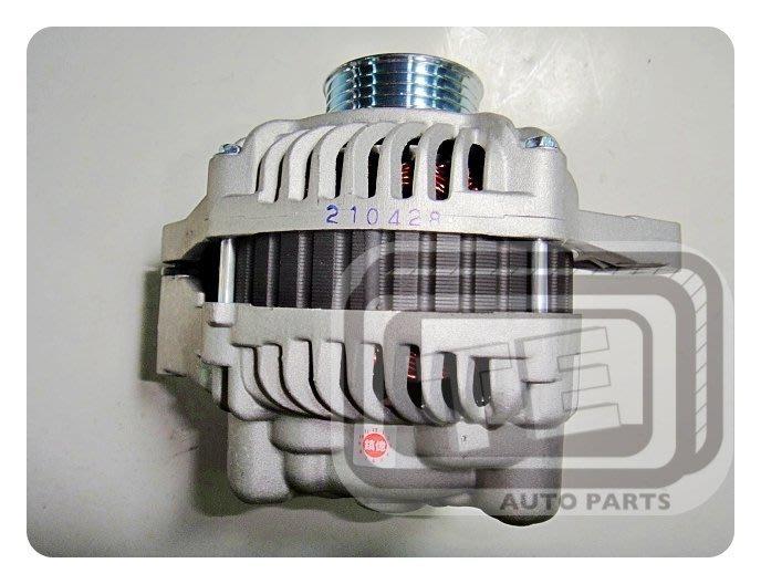 【TE汽配通】鈴木 SWIFT 超級金吉星 SOLIO SX4 SWIFT 發電機 80A 全新品 LYC