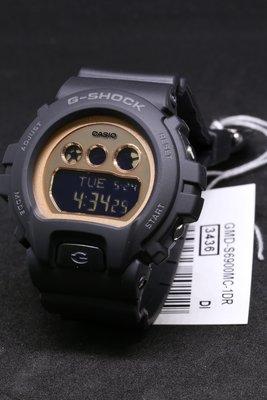 深水步有門市全新正版正貨1年保養 CASIO G-SHOCK GMD-S6900MC-1D