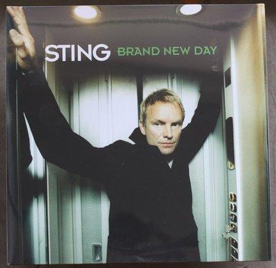全新美版黑膠-史汀/ 嶄新的一天雙片裝180克重量版 Sting / Brand New Day