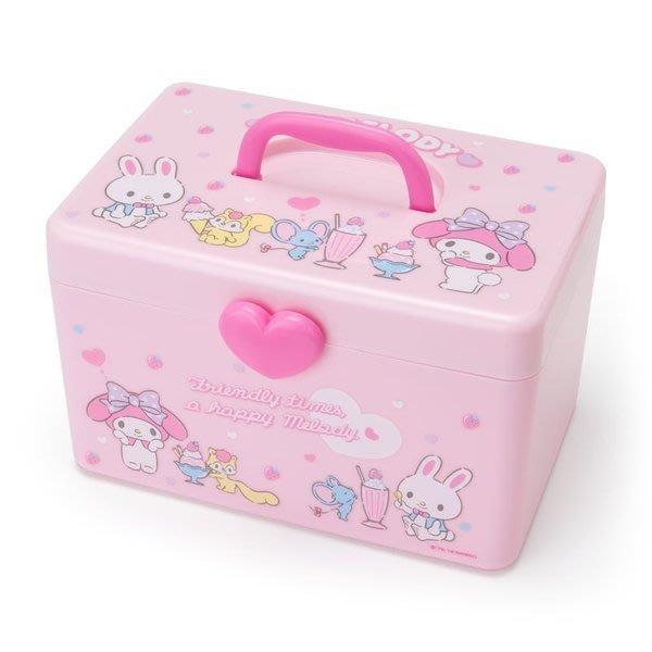 4165本通 收納提盒 美樂蒂 4901610671573
