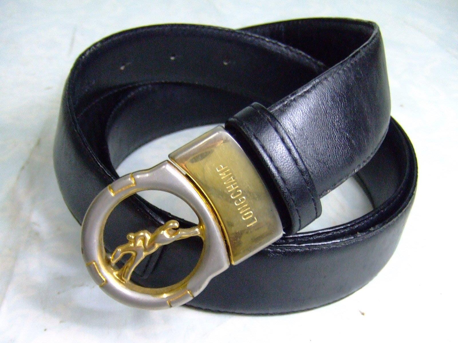Longchamp皮帶
