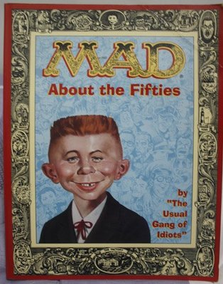 【亞洲航線】MAD-about the fifties  歐美漫畫