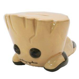 4165本通 復仇者聯盟陶瓷存錢筒(格魯特) 4942423248217 下標前請詢問
