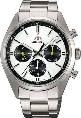 日本正版 Orient 東方 Neo 70's PANDA WV0011UZ 日本製 男錶 男用 手錶 日本代購