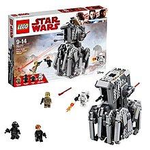 樂高 LEGO 75177 Star Wars 星際大戰 First Order Heavy Scout Walk