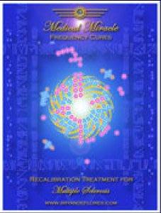 [心靈之音]#139 多發性硬化治療 Multiple SclerosCure-醫學奇蹟模版能量催化圖-原裝進口中文說明