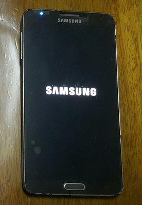零件機-- SAMSUNG Note3  /開機不起來--無背殼