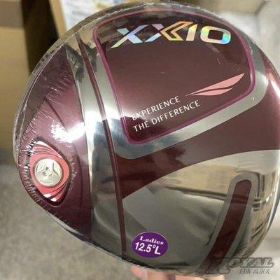 高爾夫桿 日本代購正品XXIO MP1100 女士一號木發球木開球木XX10高爾夫球桿
