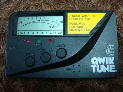 造韻樂器音響- JU-MUSIC - QWIK TUNE 電吉他 電貝士 木吉他 調音器 歡迎下標