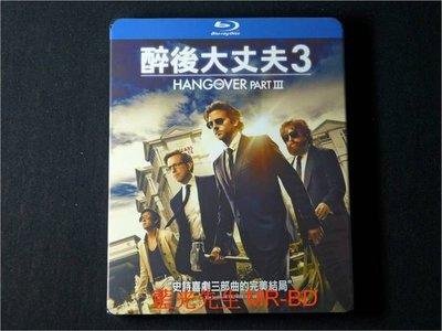[藍光BD] - 醉後大丈夫3 The Hangover 3 ( 得利公司貨 )